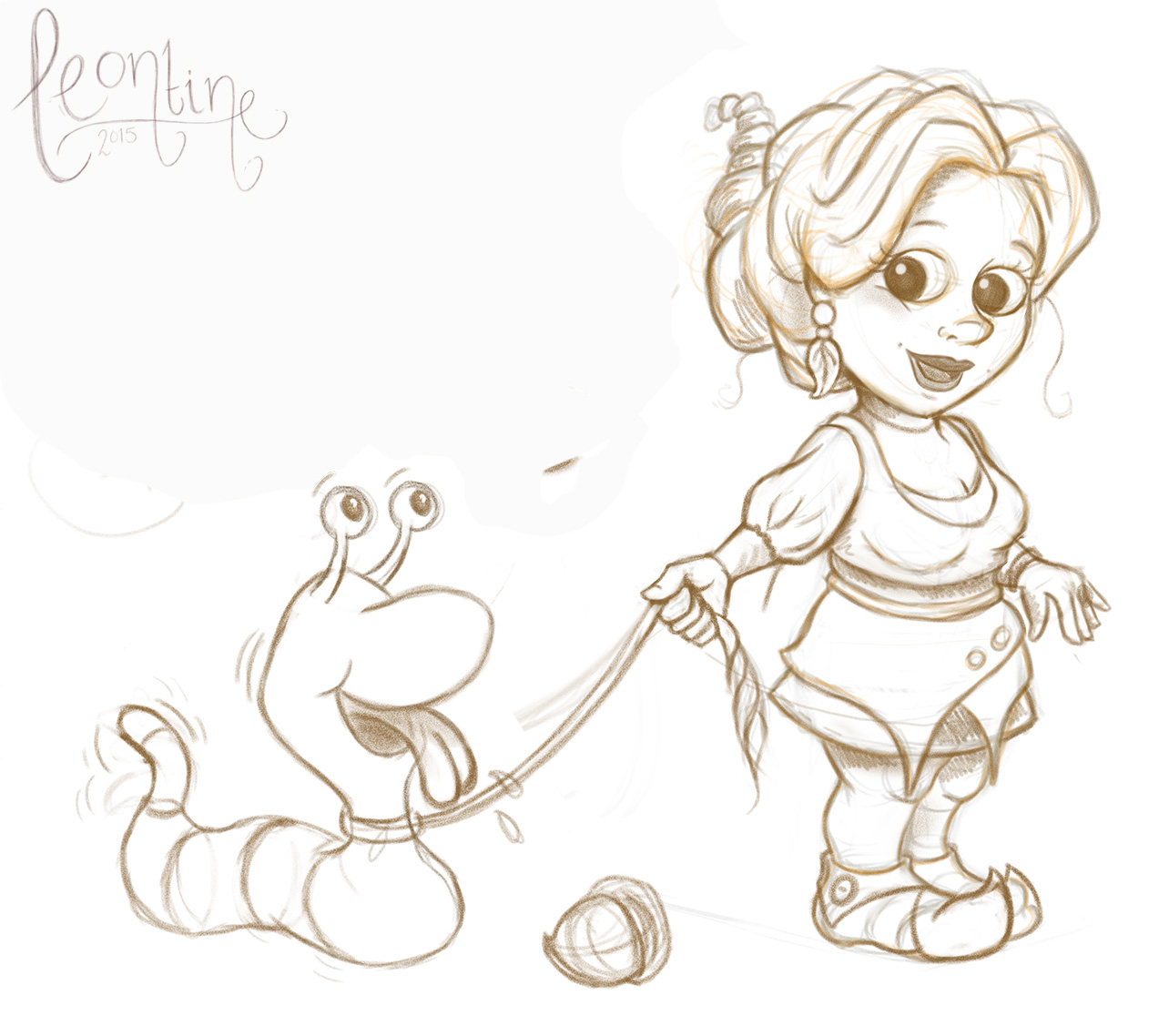 leontine gaasenbeek walking the snail sketch 2.jpg