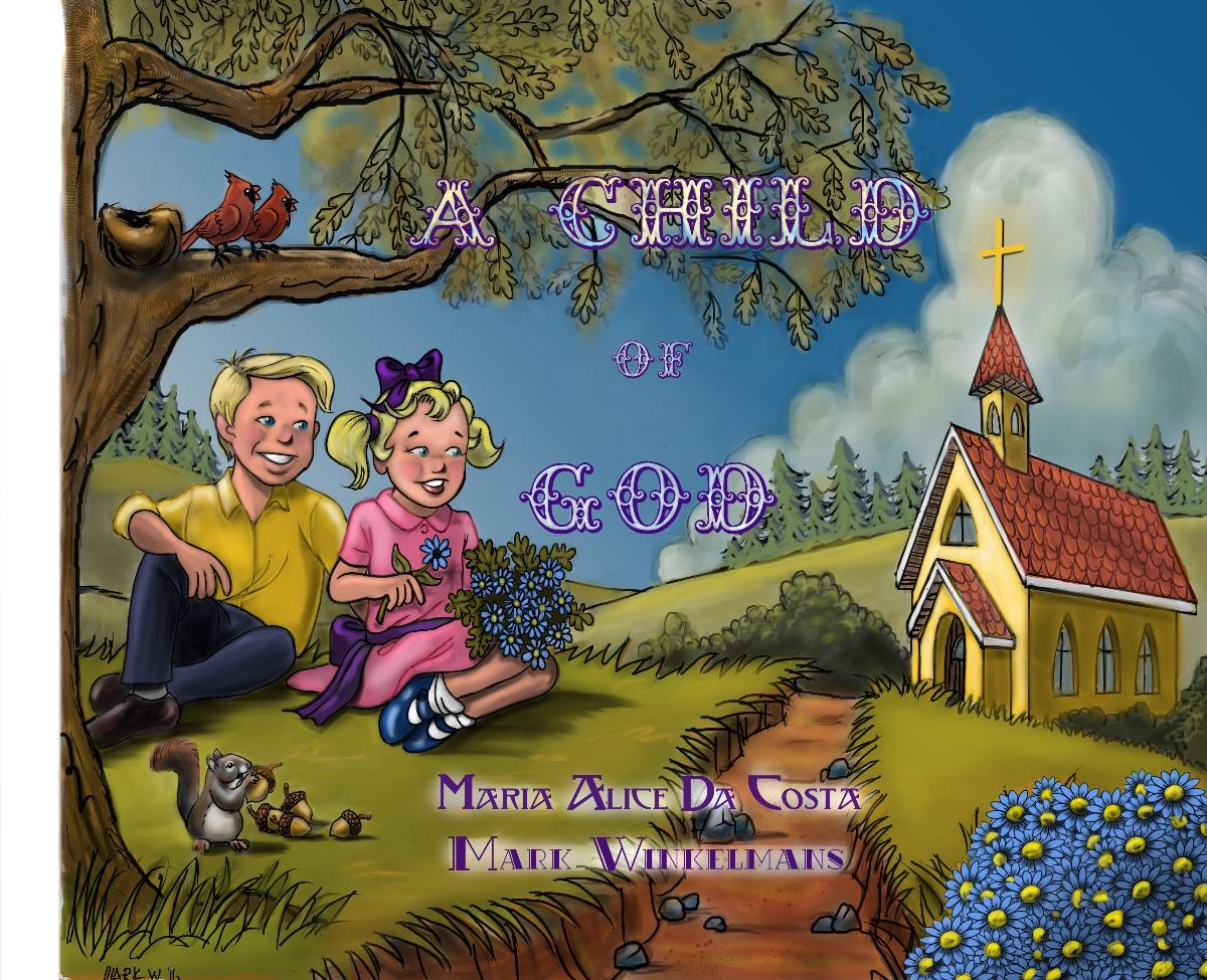 Child of God Cover page with text lightened 6x8 for web.jpg
