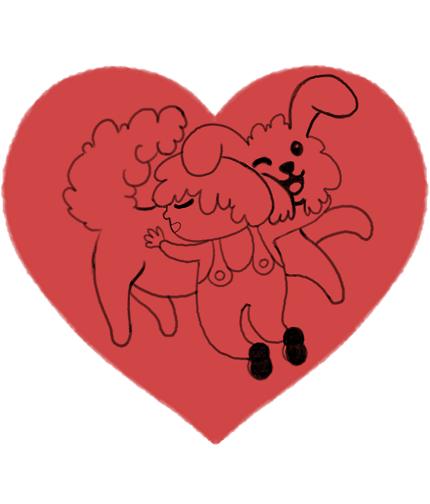 Febraury challenge Dog Love 3small.png