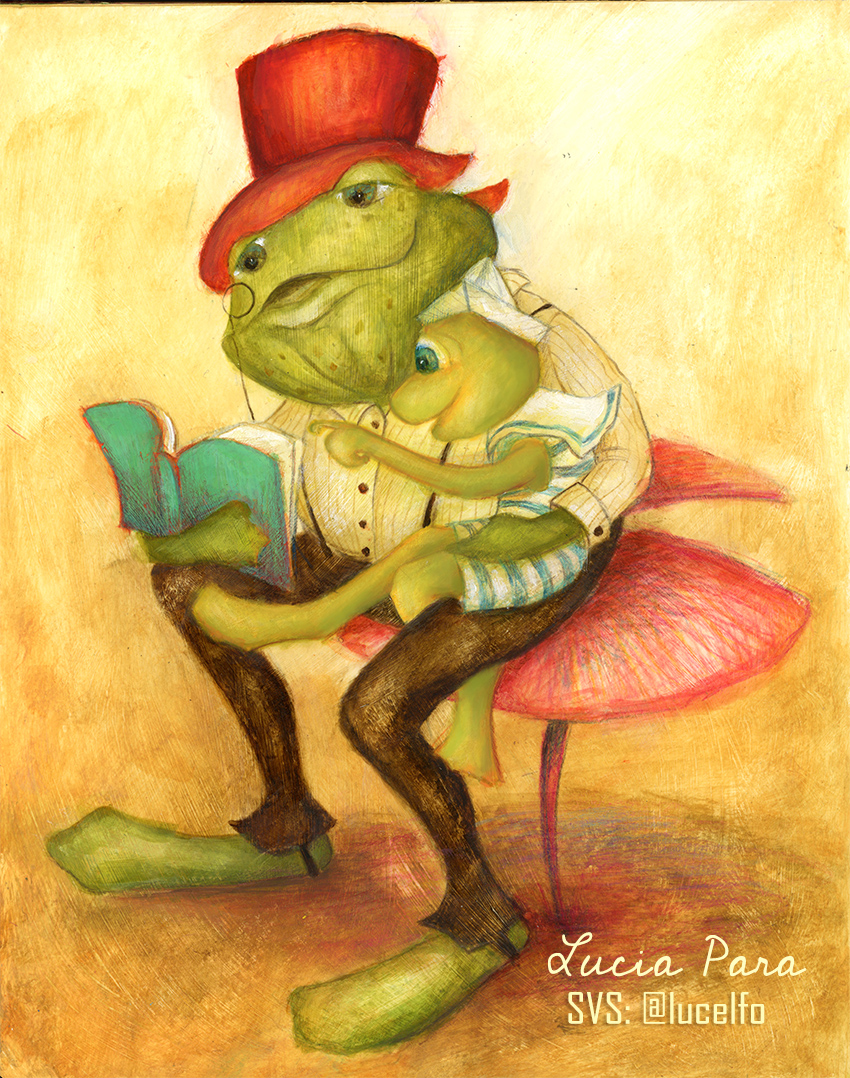 Frogs reading SVS.jpg