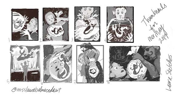 Mermaid in a bowl thumbnails.jpg