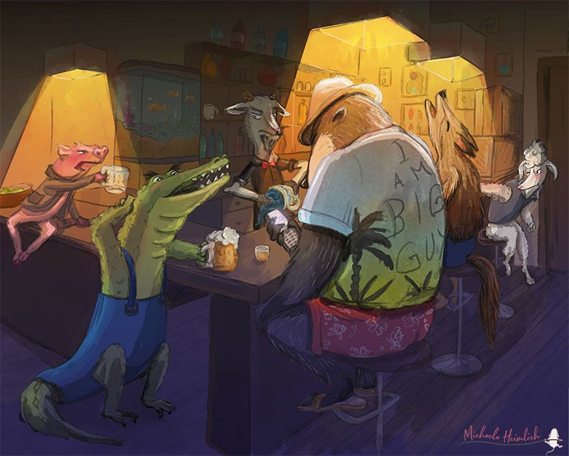 Mafia-in-Bar-by-Michaela-Heimlich_Farbe.jpg