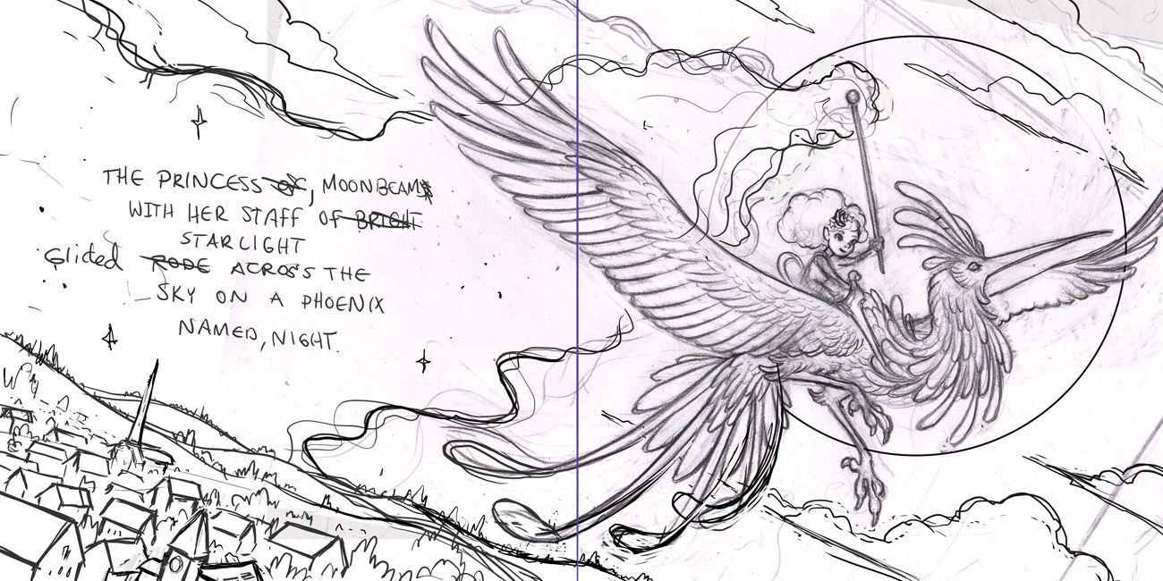 night phoenix spread wip.jpg
