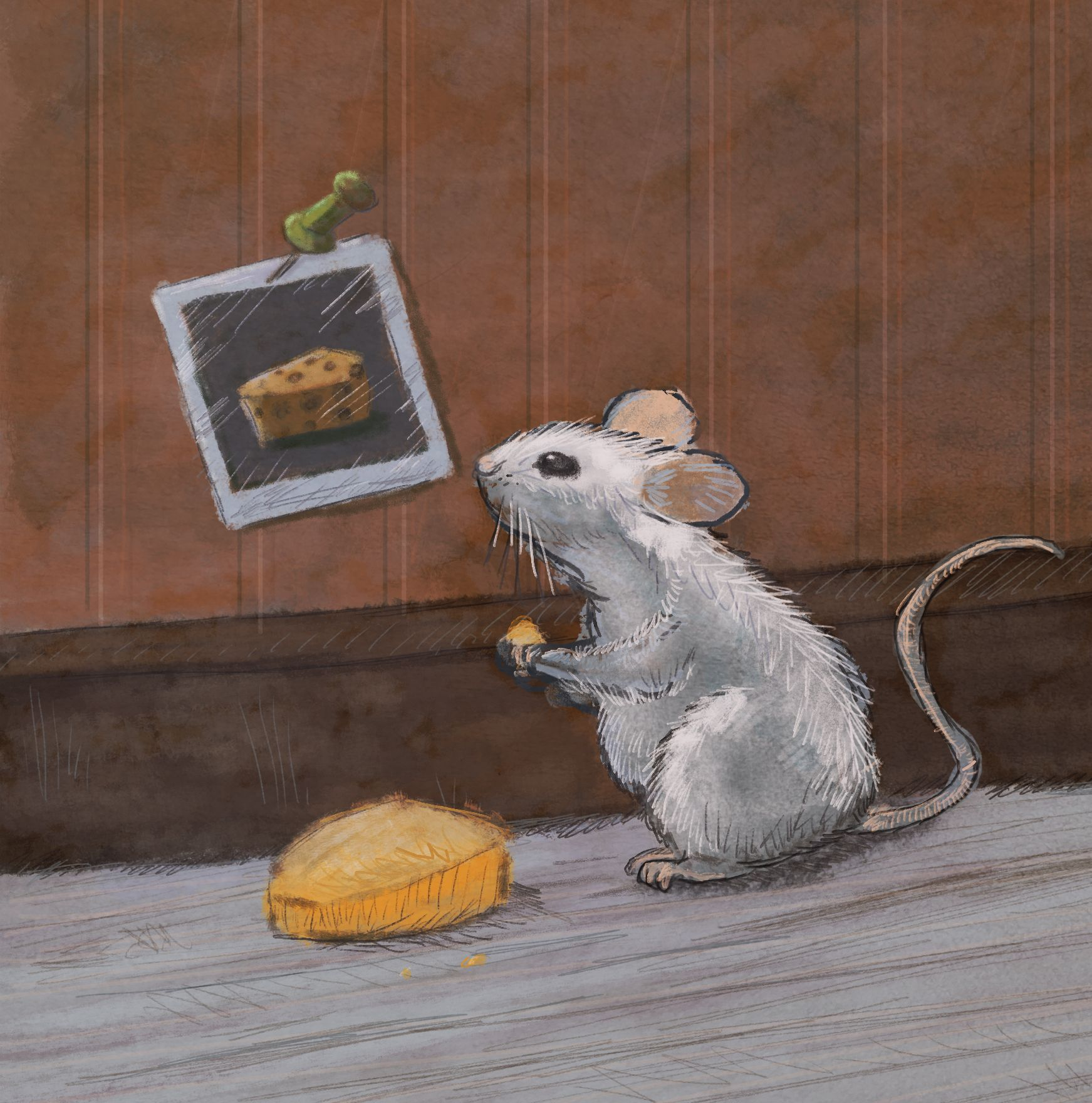 Reb mouse with cheese.jpg