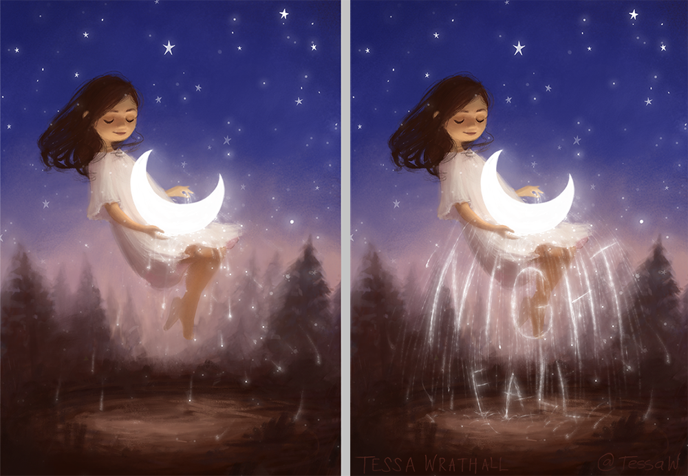 Moon Dust Glow Night Sleepy Tessa Wrathall.png