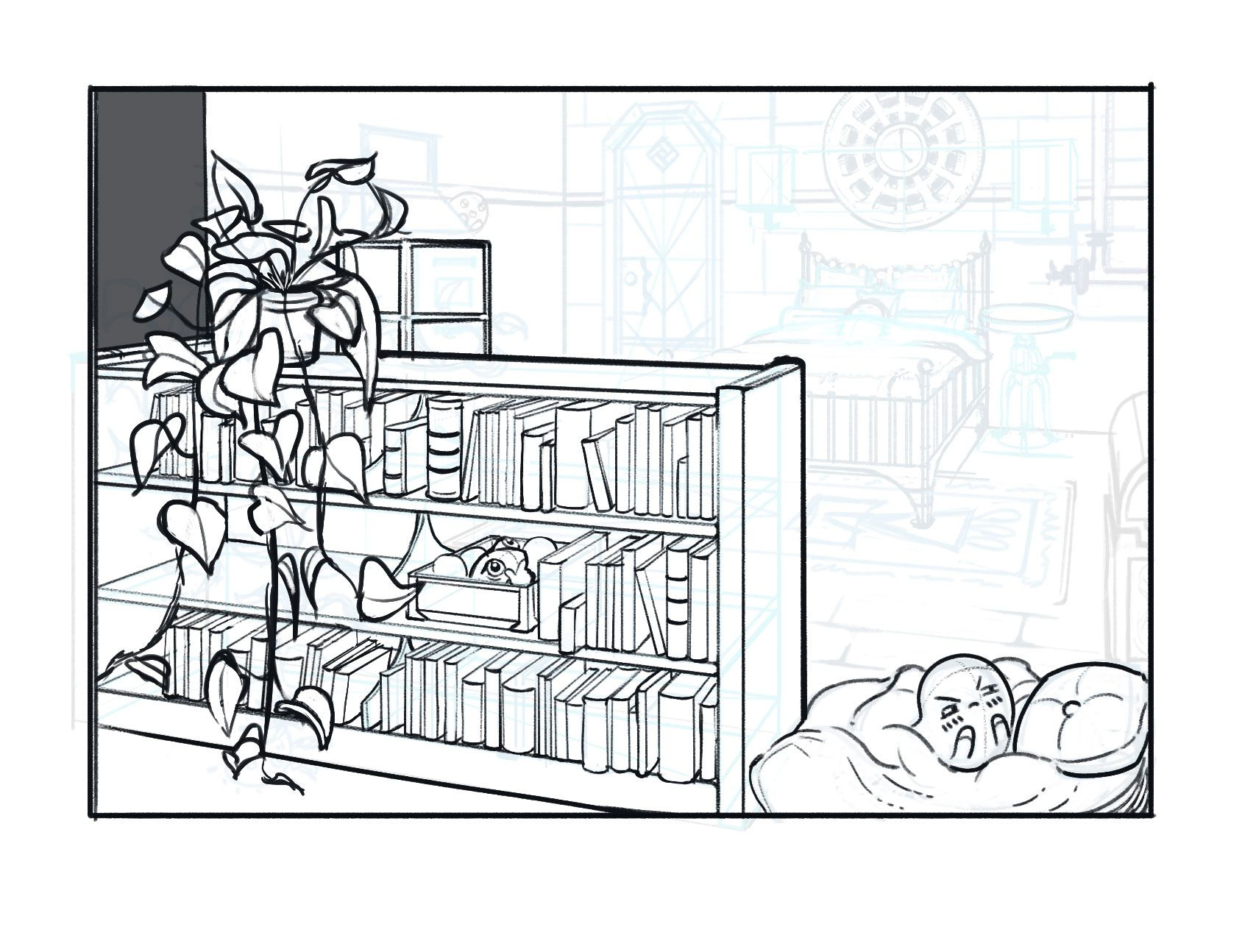 FinalBedroom--Attempt1--inking-in-details.jpg