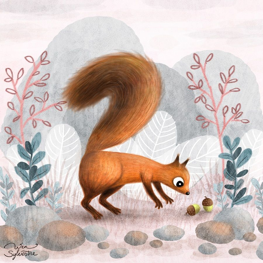 Squirrel illustration by Wen Sylvestre.jpg