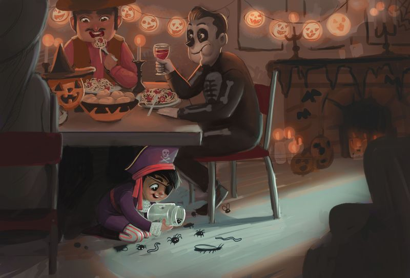 Halloween feast_October contest svs wip.jpg