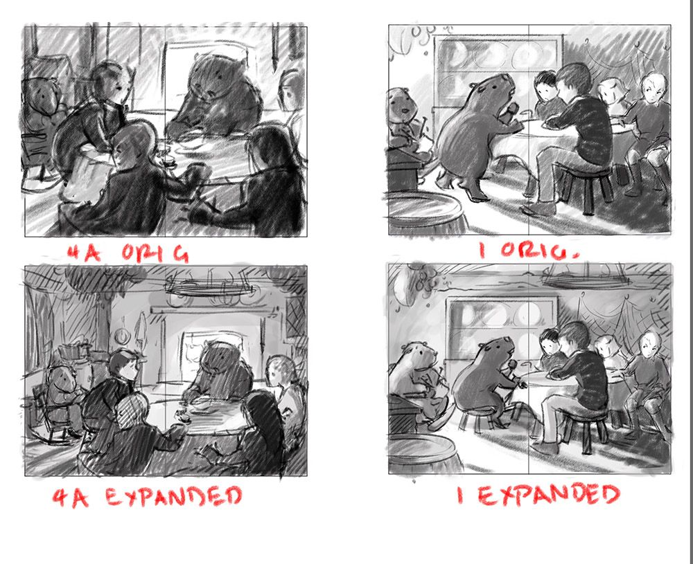 Narnia roughs 1 and 4A expanded.jpg